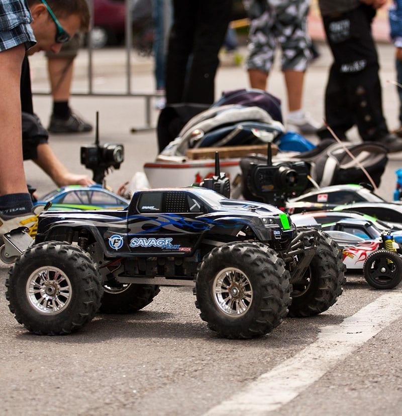 RC Cobra Toys Monster Trucks