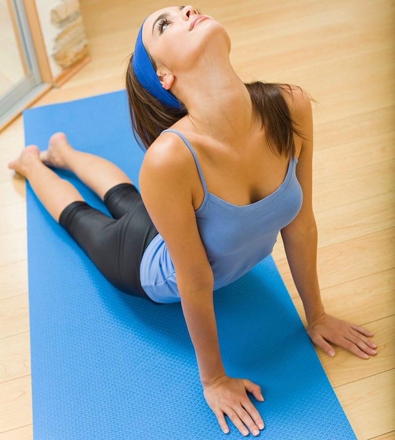 Yoga Mats & Supplies