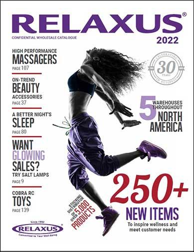 Relaxus wholesale 2022 catalogue